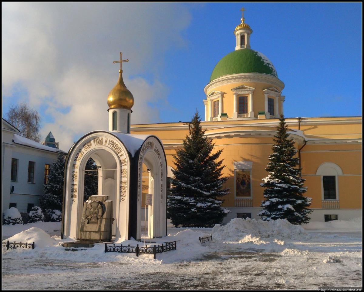 Заседание Синода проходит в Даниловом монастыре / news.church.ua