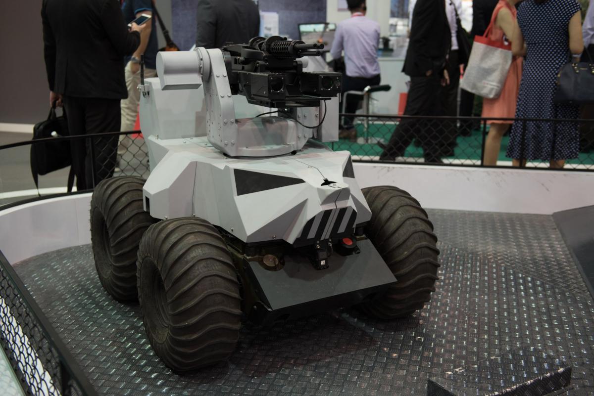 У Сингапурі розробляють дронів-вбивць / Facebook, ST Engineering