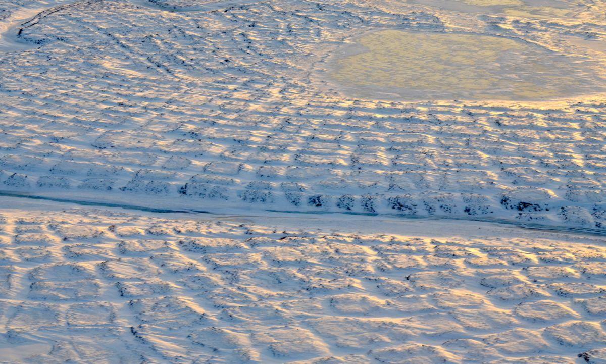 У 1959 році Аляска стала 49-м і найбільшим затериторіэюштатом США / фото NASA / JPL-Caltech / Charles Miller