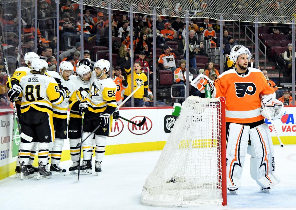 """Питтсбург"" стал лидером Столичного дивизиона НХЛ / Reuters"