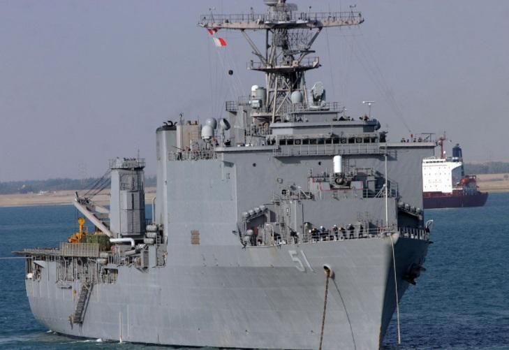 В черноморском регионе корабль должен провести ряд учений / Википедия