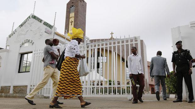 В Нигерии совершили нападение на епископа / haber.sat7turk.com, иллюстративное фото