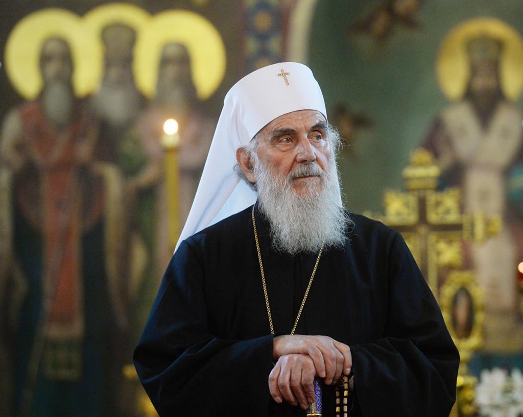 Патриарх Ириней / bereznjaki.church