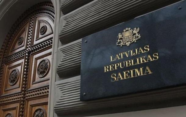 Большинством голосов Сейм Латвии 8 марта в первом чтении одобрил законопроект / m.baltnews.lv