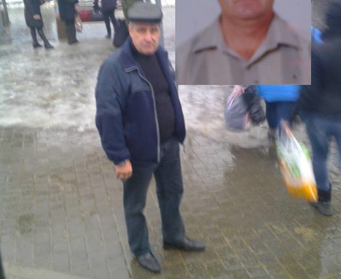 """Водитель """"нарвался"""" на сотрудника СБУ / фото facebook.com/Alex Afonin"""