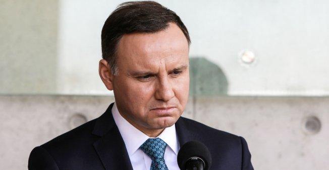 Президент Польщі / france24.com