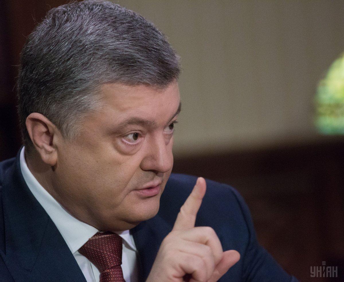 Президент анонсував розробку десятирічної програми укорінення та зміцнення державного статусу української мови / фото УНІАН