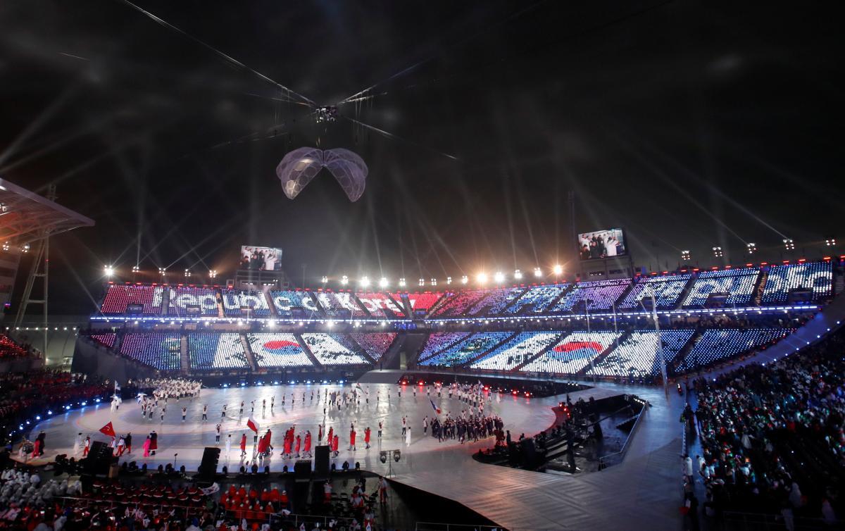 Паралімпіада в Пхенчхані триватиме до 18 березня / Reuters