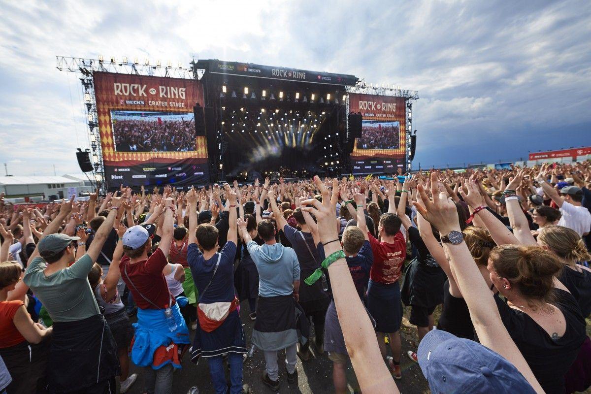 Rock am Ring - один з найбільших рок-фестивалів у Європі / фото rock-am-ring.com