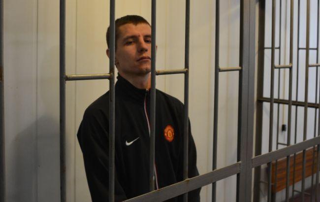 Андрея Коломийца второй раз за месяц отправили в ШИЗО / фото Facebook