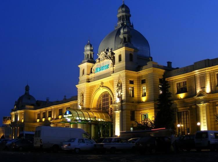 """Львовский вокзал """"заминировали"""" / Facebook, Львовская Железная дорога - Lviv Railway"""