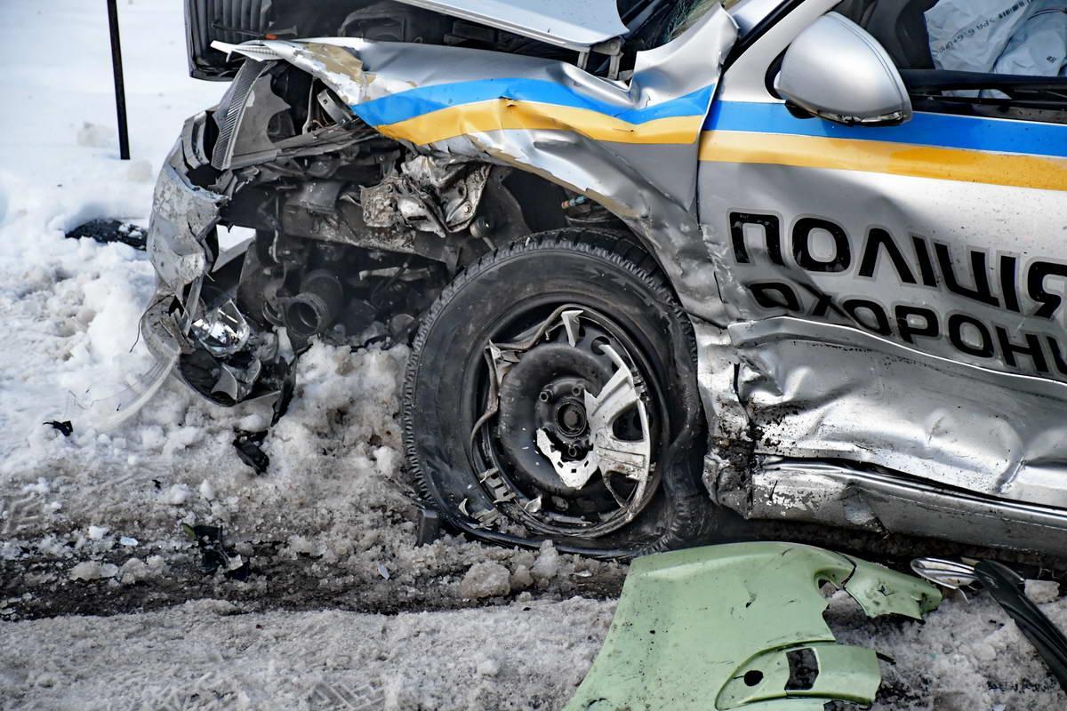 У Києві п'яний водій відправив двох поліцейських в реанімацію / фото Андрій Шматов, Інформатор