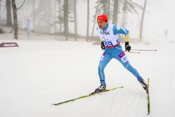 Лукьяненко завоевал для Украины первое золото в Пхенчхане в соревнованиях по биатлону / paralympic.org.ua