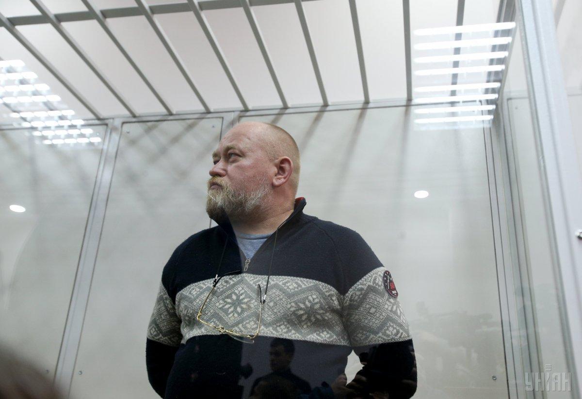 8 марта Рубана задержали на КПВВ «Майорск» / фото УНИАН