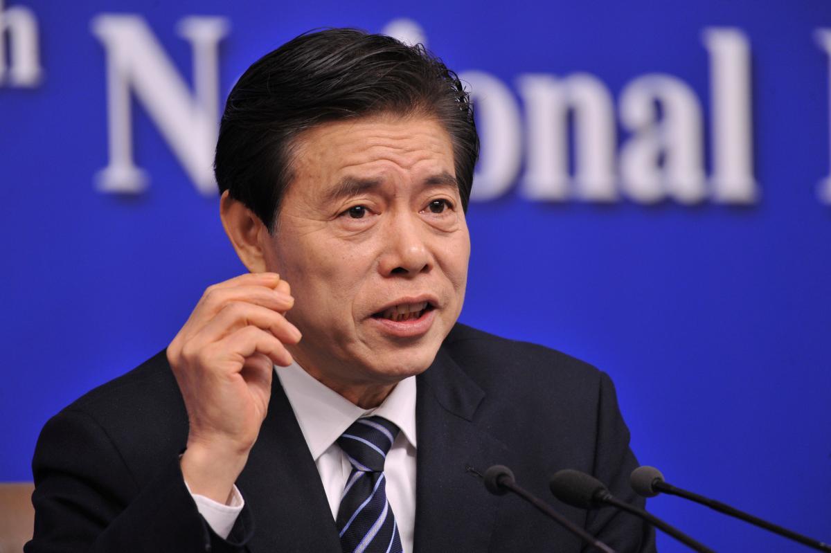 Министр коммерции КНР: Китай к 2050г. будет полноценной торгово-экономической державой