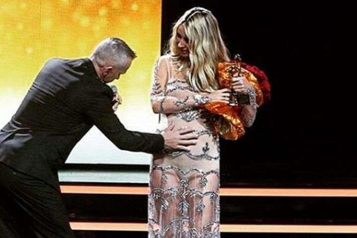 Лобода официально подтвердила свою беременность / фото @ lobodaofficial