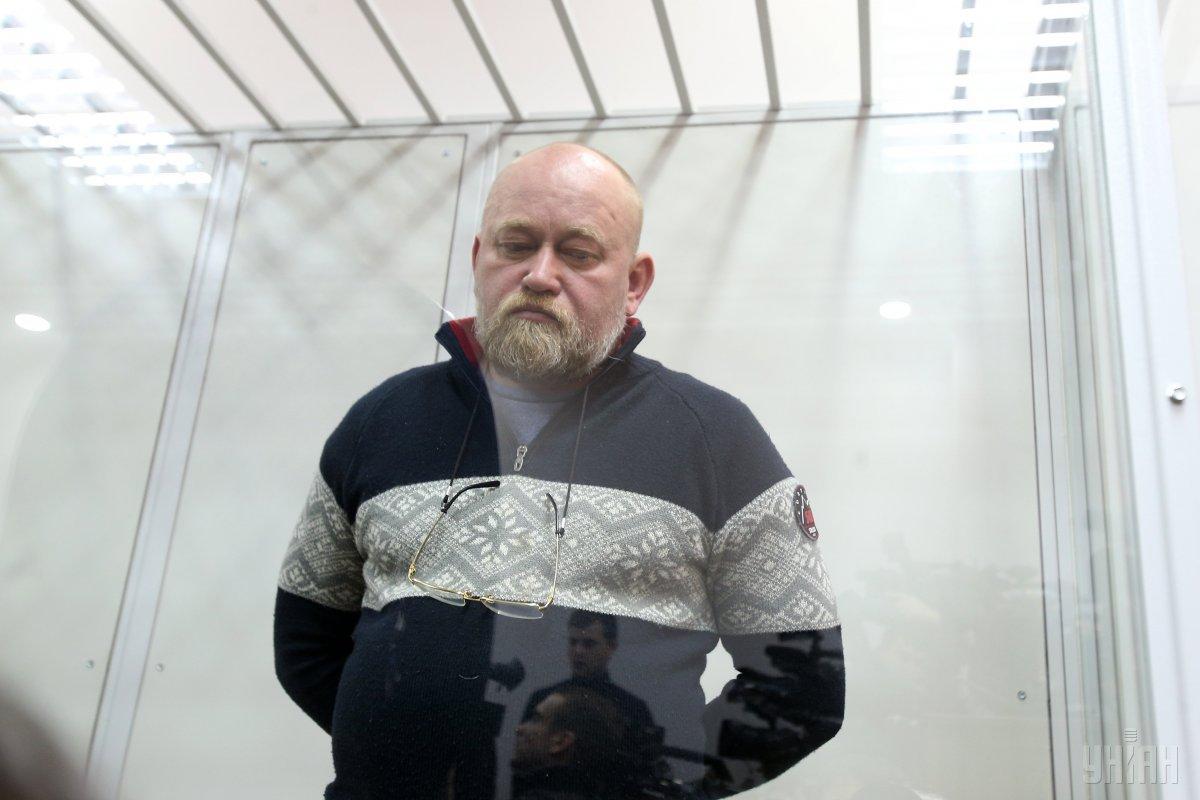 ГПУ может доказать, что Рубан планировал теракт вместе с Захарченко / УНИАН