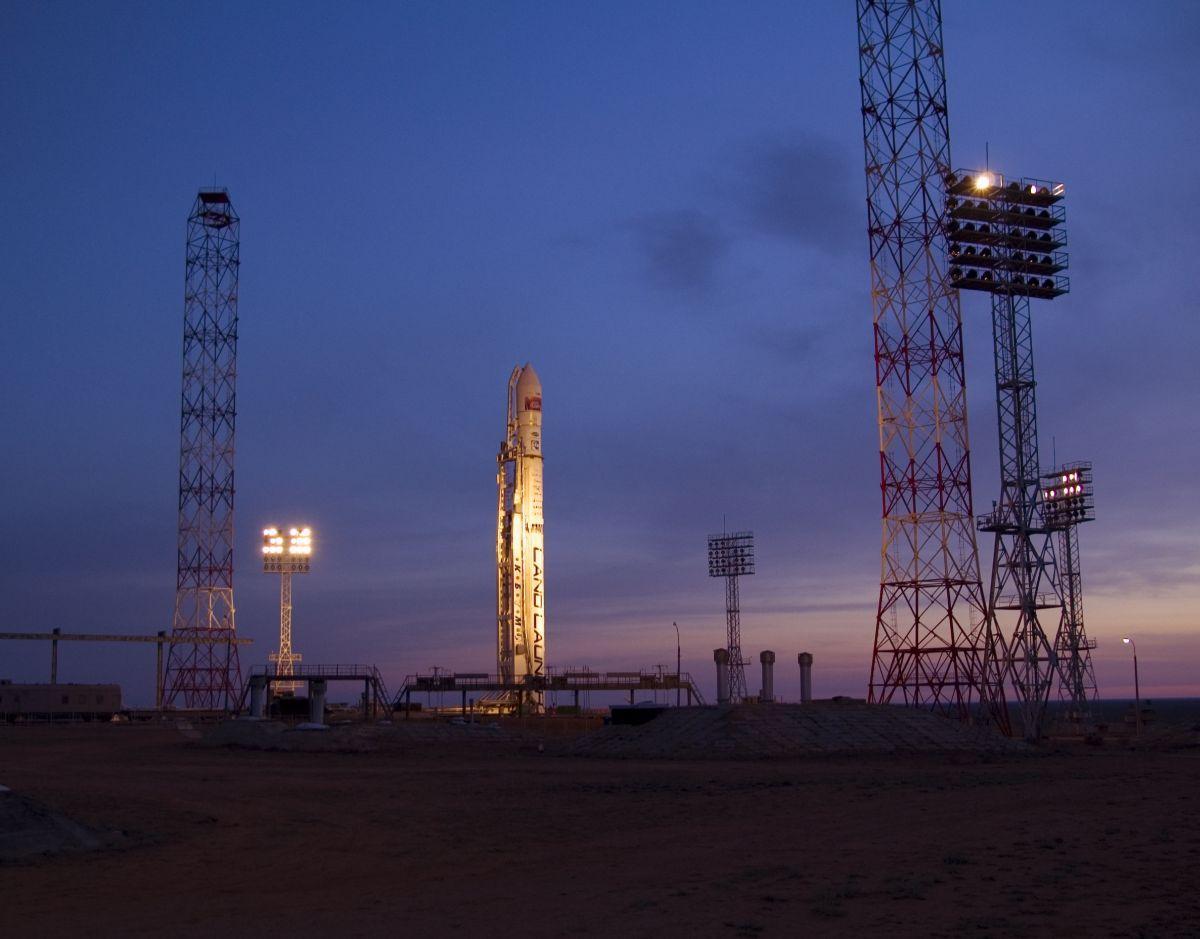 "Ракета-носитель ""Зенит-3SLБ"" / фото yuzhmash.com"