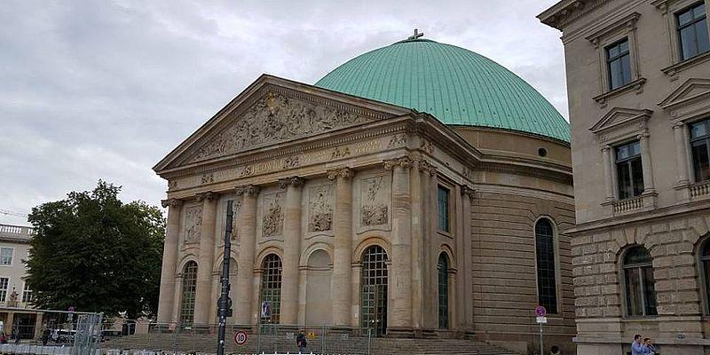Кафедральний собор в Берліні / facebook.com