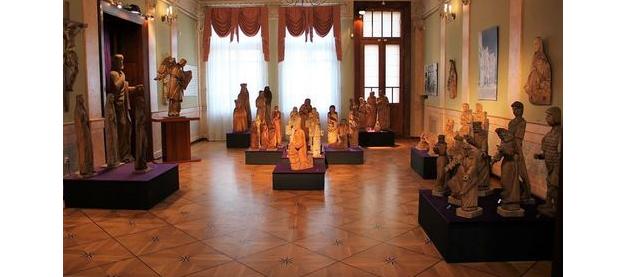 Виставка унікальних скульптур / blagovest-info.ru