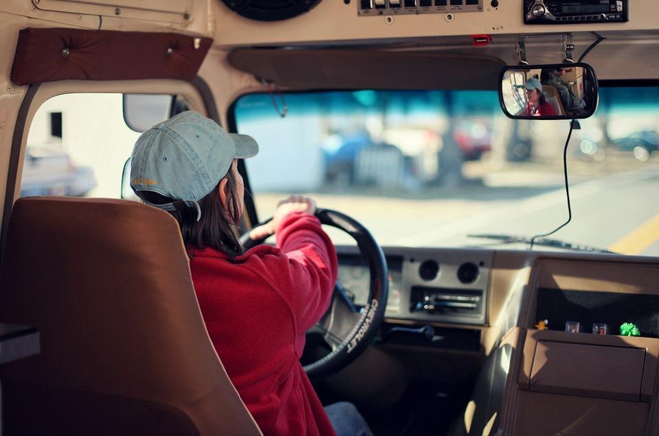 Водители и экспедиторы - в группе риска / фото: pixabay.com