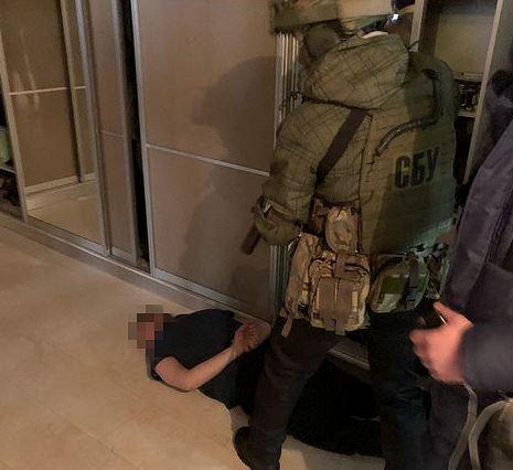 Суд избрал ему меру пресечения в виде содержания под стражей / ssu.gov.ua
