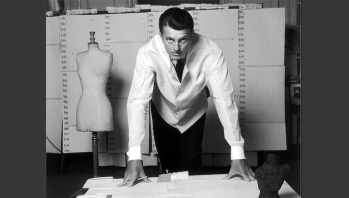 Скончался основатель Givenchy Юбер де Живанши / givenchy.com