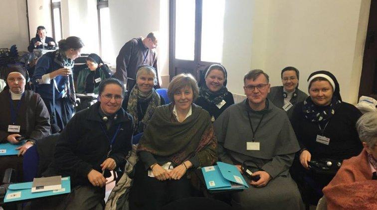 В Асамблеї брали участь і українки, представниці богопосвячених осіб РКЦ / kmc.media