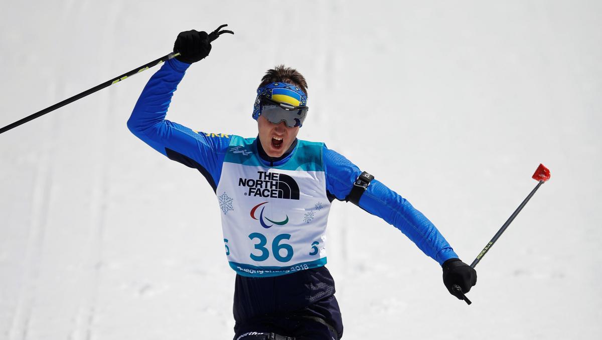 Тарас Радь - наймолодший український чемпіон Паралімпійських ігор / REUTERS
