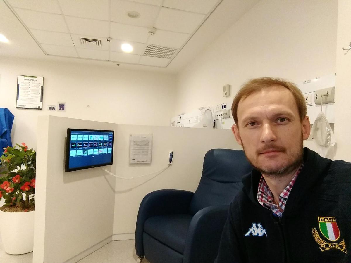 Пользователи соцсетей выразили свои соболезнования относительно смерти журналиста Терещенко / фото facebook.com/ot.profile
