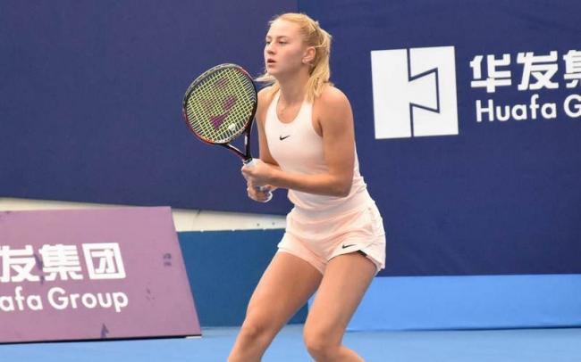 Костюк сыграет сЙорович настарте турнира ITF вШэньчжэне— Теннис
