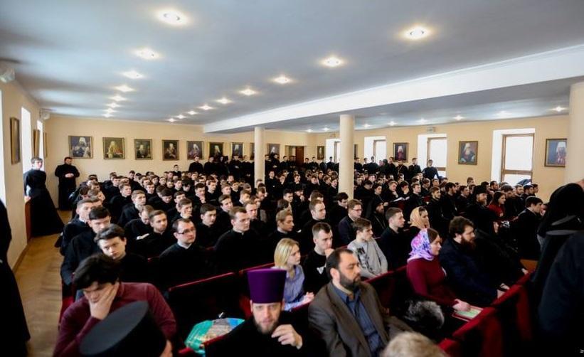Конференція «Студентська наука в духовній школі» / kdais.kiev.ua
