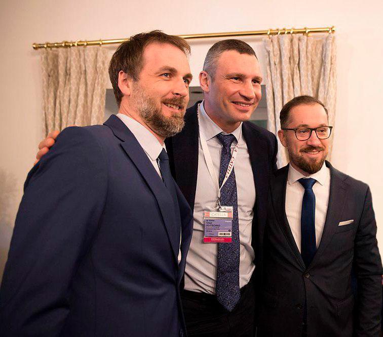 Виталий Кличко в Каннах / Фото kiev.klichko.org