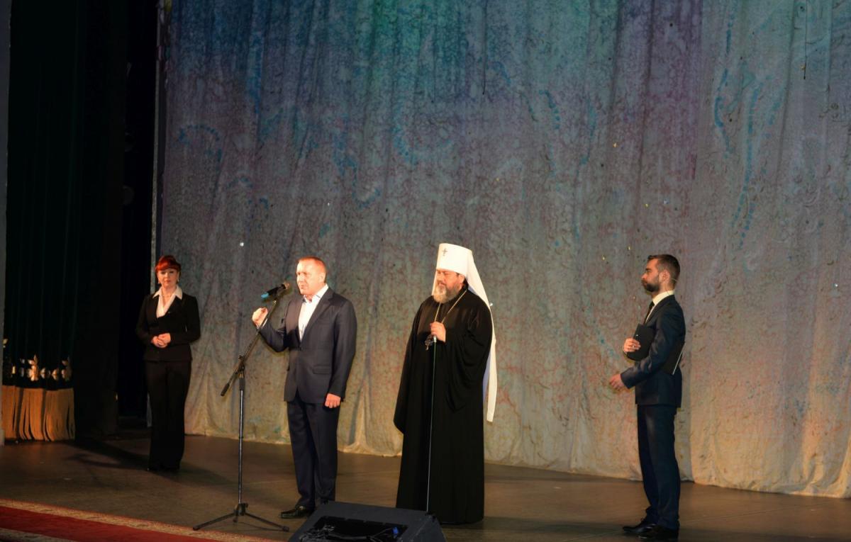 Митрополит побажав благодатної допомоги Божої і миру в нашій країні / pravoslavie.ks.ua