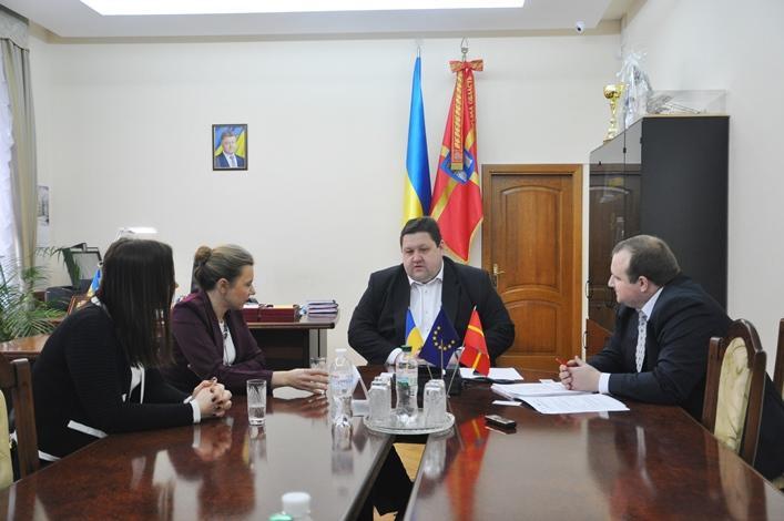 В Житомире проходит выездное заседание Совета по продвижению экспорта / oda.zt.gov.ua
