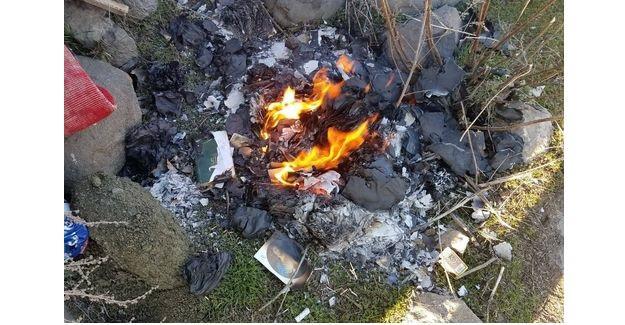 В Ахалцихском районе сожгли католические иконы и книги / newsgeorgia.gе