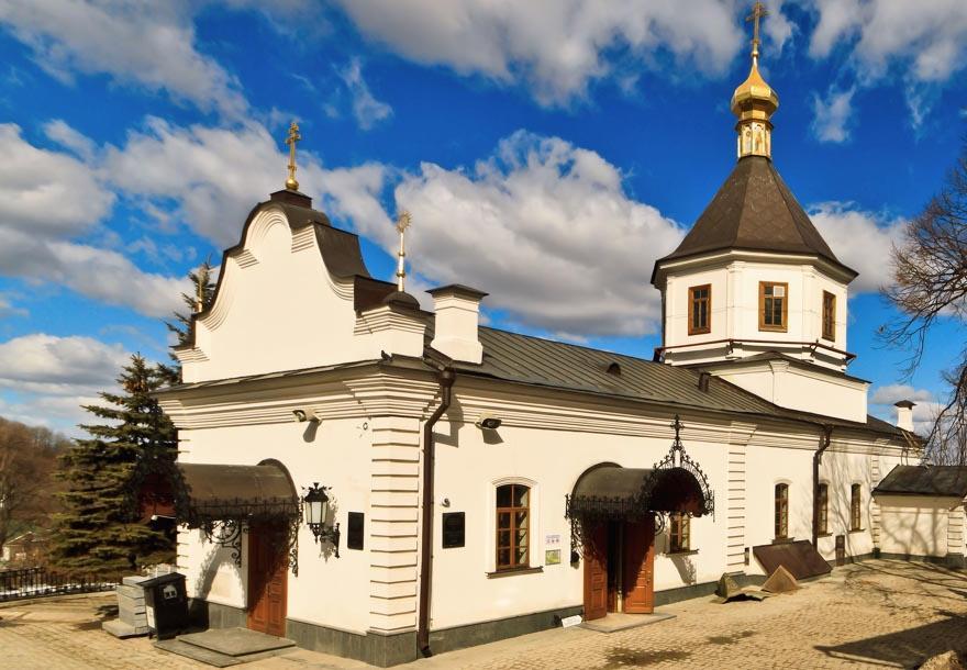 Архиереи молились в Киево-Печерской лавре / news.church.ua
