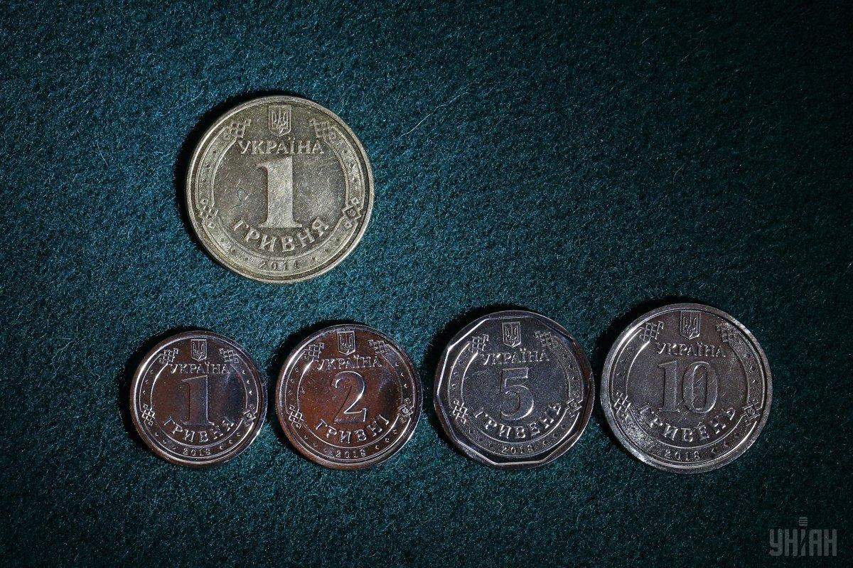 Нацбанк заменит мелкие банкноты монетами / фото УНИАН