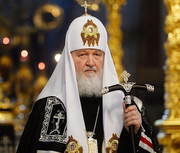Патриарх Кирилл / pravoslavie.ru