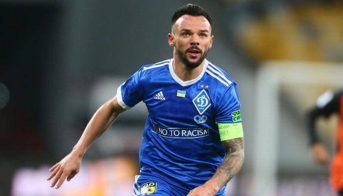 """Морозюк вірить в успіх своєї команди у грі з """"Лаціо"""" / twitter.com/dynamokyiv"""