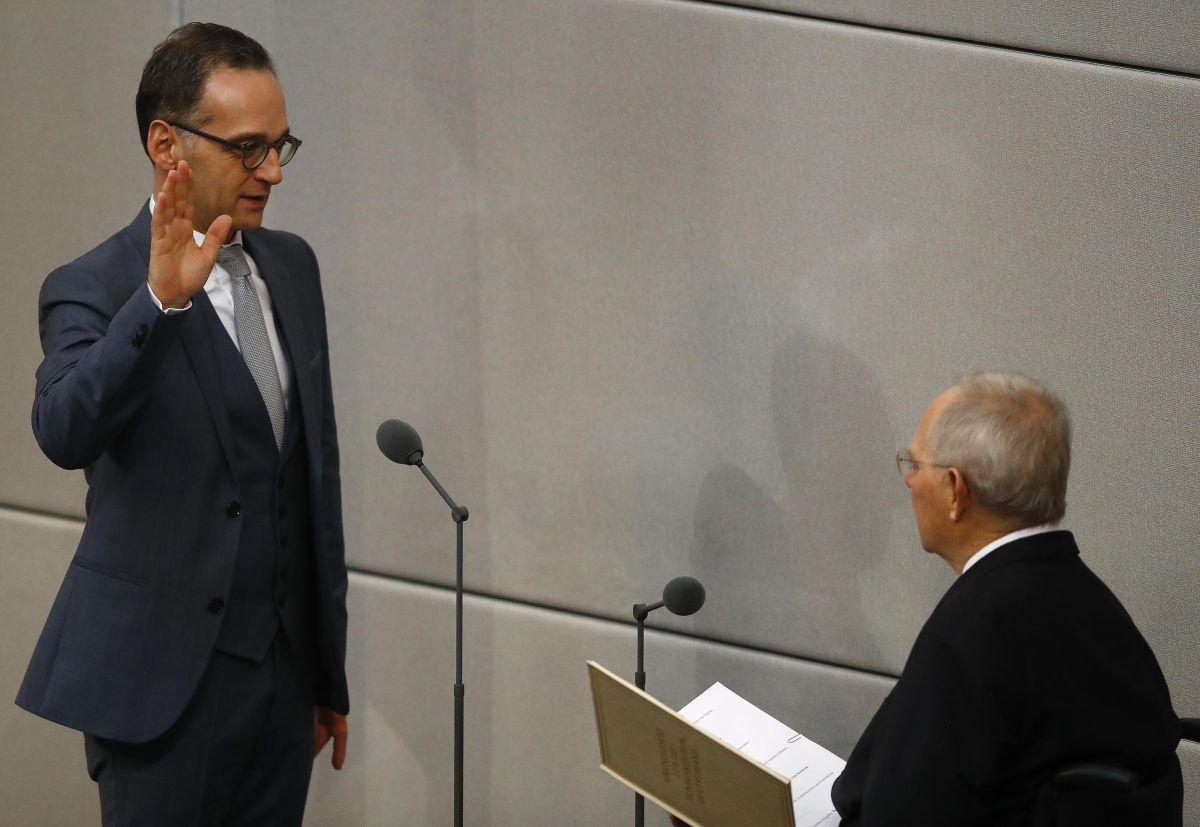 Гайко Маас / REUTERS