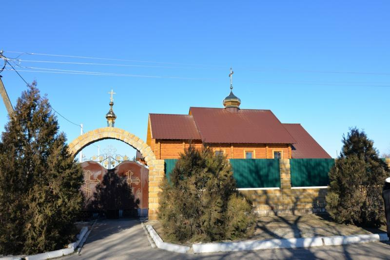 Свято-Никольский скит Благовещенского женского монастыря / kherson-mon.church.ua