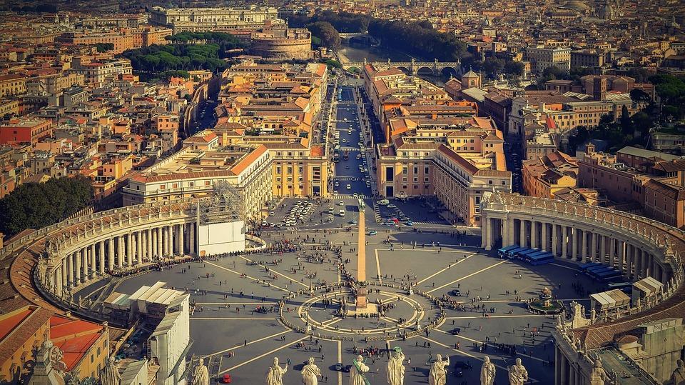 Ватикан / pixabay.com, иллюстративное фото