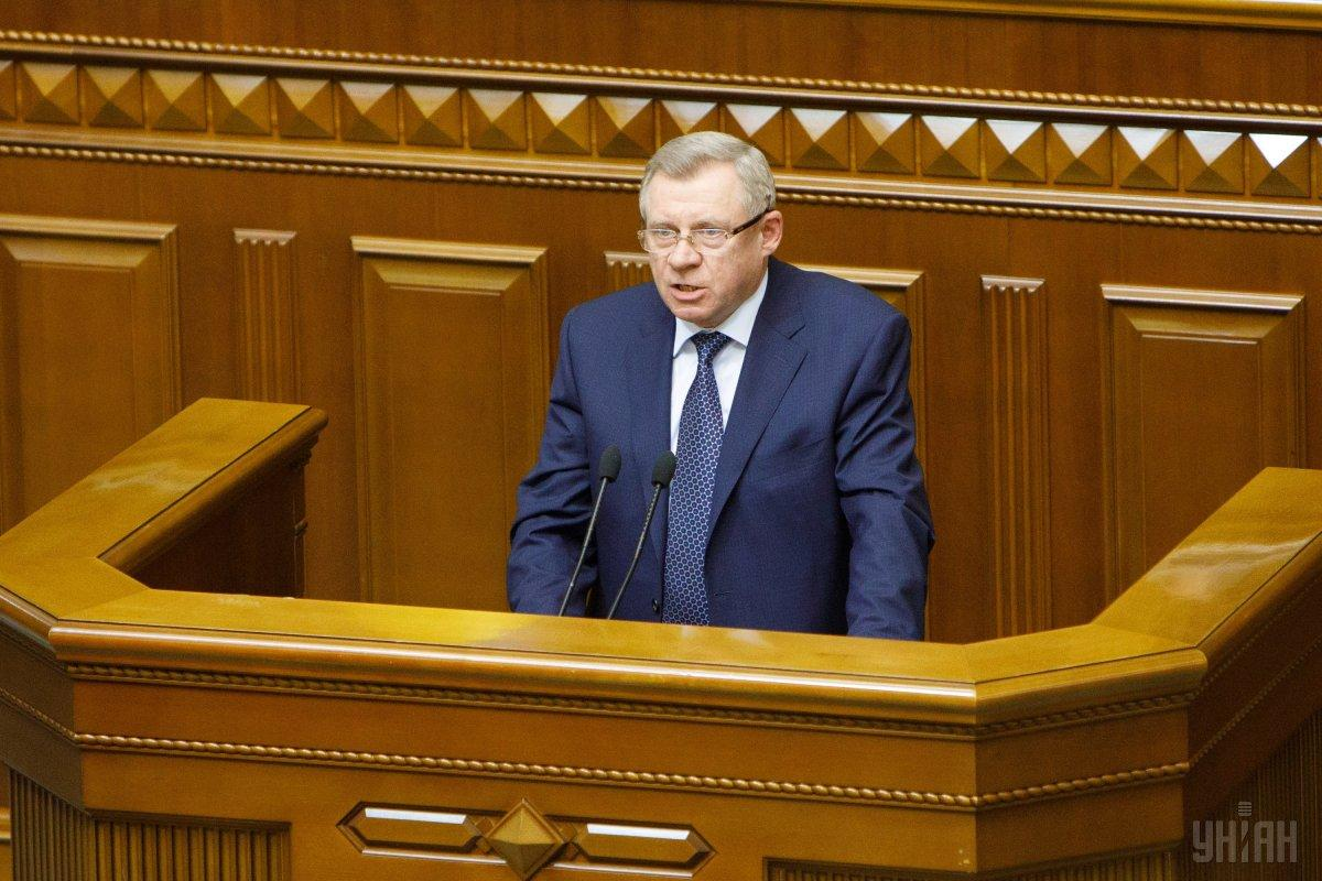 Yakiv Smolii was appointed NBU Governor / Photo from UNIAN