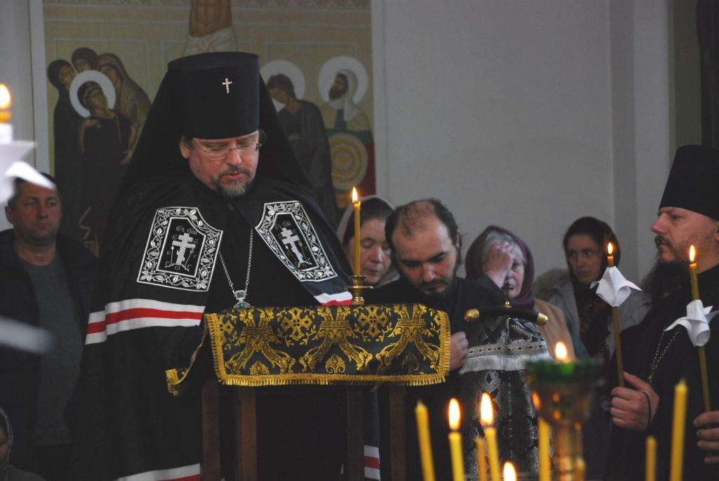 Архиепископ Иларий / news.church.ua