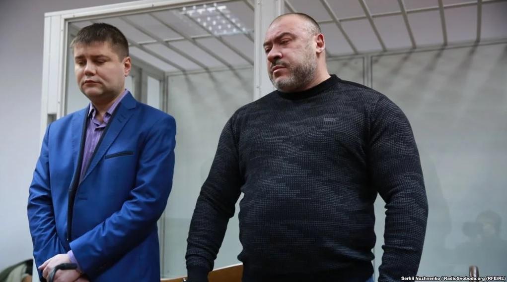 Суд продлил Крысину и Чемесу срок ареста до 13 сентября / фото radiosvoboda.org