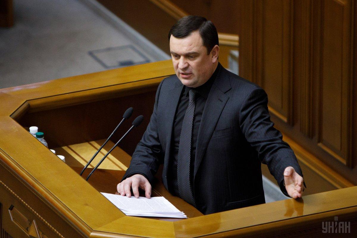 Пацкан стал председателем Счетной платы / фото УНИАН