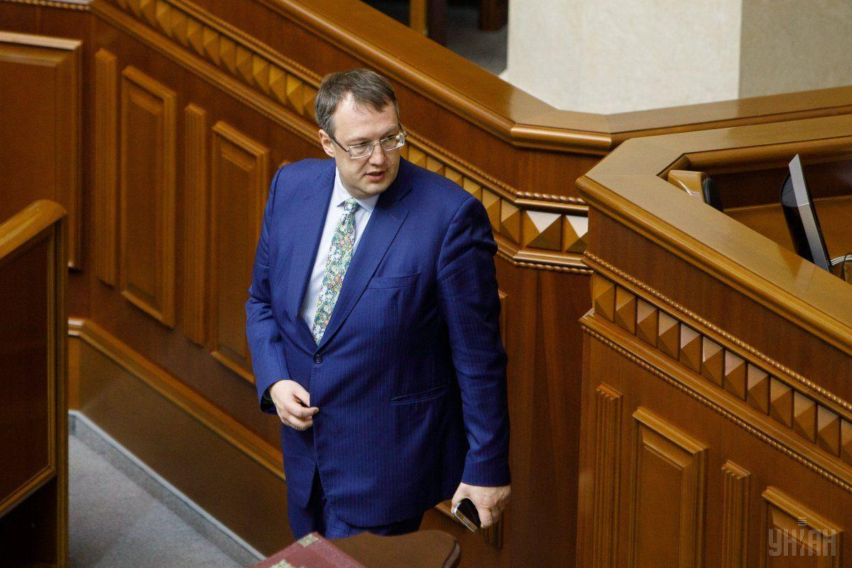 За словами Геращенко, Порошенко зацікавлений у дострокових парламентських виборах / фото УНІАН