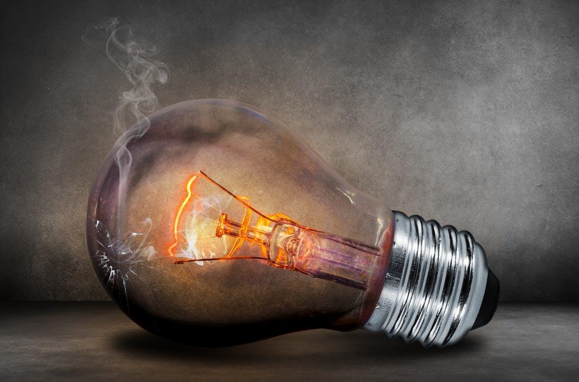Тарифи на електроенергію знову зростуть / фото pexels.com
