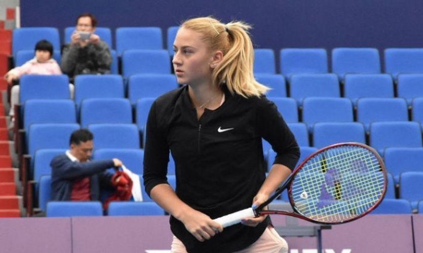 Марта Костюк сыграет в полуфинале соревнований в Шеньчжене / twitter.com/KostyukFan
